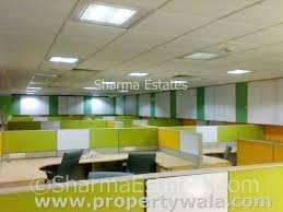 Fully Furnished Office Space 3600 Sq.ft Area Setor-2, Noida