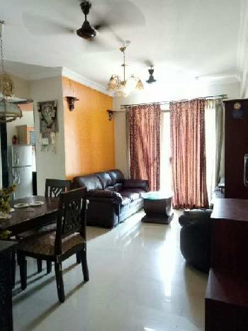 FULLY FURNISHED 2BHK FLAT FOR RENT IN LAKE HOMES POWAI