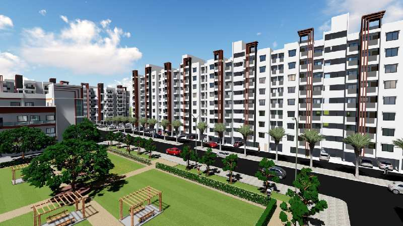 2 BHK Flats & Apartments for Sale in Wardha Road, Nagpur