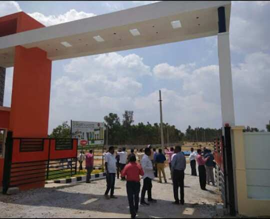 Plot For sale in South Bangalore