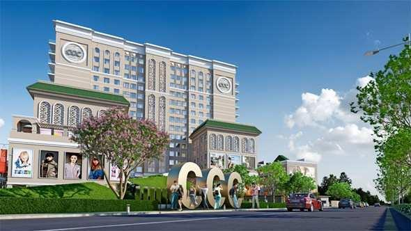 1 BHK Penthouse for Sale in VIP Road, Zirakpur