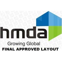 Hmda Approved Plot for Sale in Kothur
