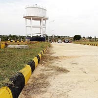 Open Land,Plots for Sale On Hyderabad-bangalore Highway