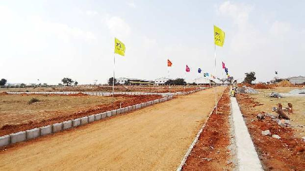 DTCP open plots available near thimmapur ,Kothur.