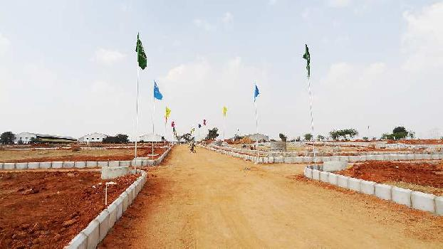 Open plots inKothur near shamshabad airport