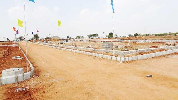 KothurDTCP Approved residential open plots near p and g, amazon,