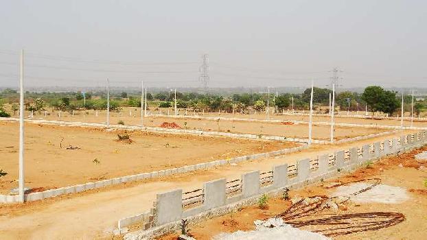DTCP open plots available near thimmapur ,Kothur.