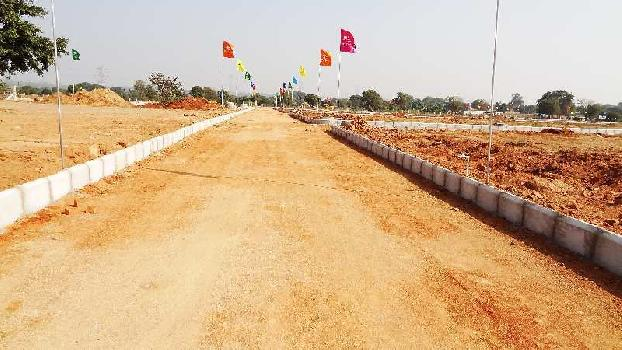 DTCP open plots available near thimmapur,Kothur