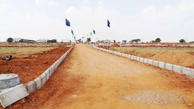 Plots As perNorms by Telangana government.