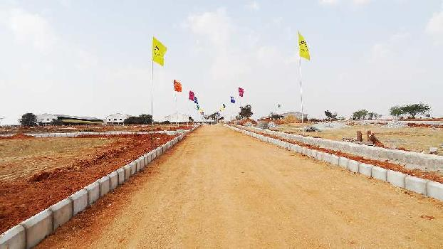 DTCP Approved plots in Kothur close to airport