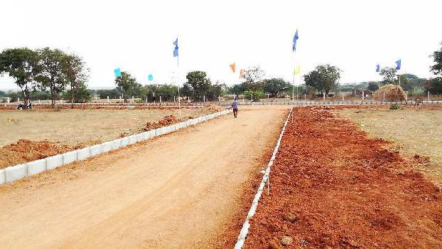 DTCP Approved gated community residential layout near Hyderabad international airport