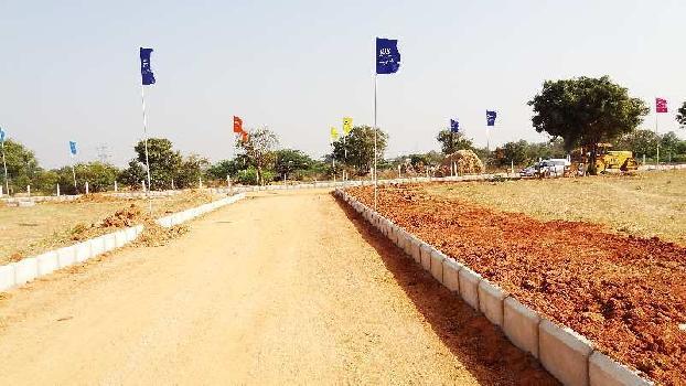 929 Sq.Yds.  Residential Plot in Kothur for Sale