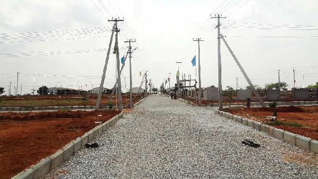 DTCP plots for sale near DLF Hyderabad 9849501233