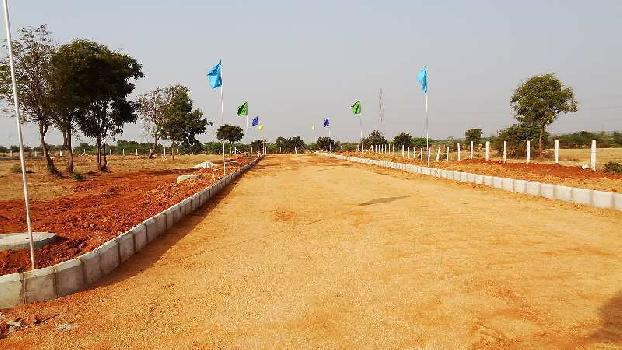 103 Sq. YardsDTCP Approved plots for sale in Kothur