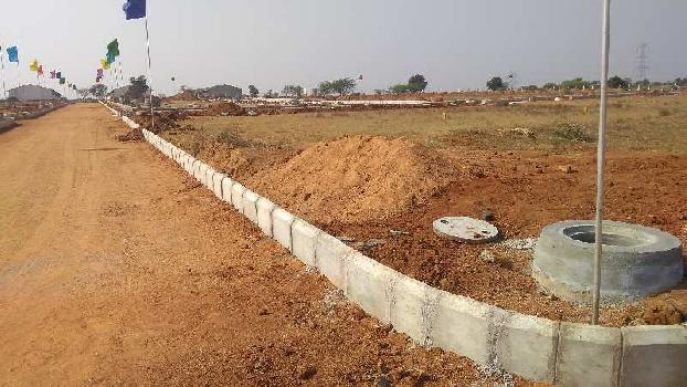 Premium plots with smart developments in Jahangir Peer Dargah