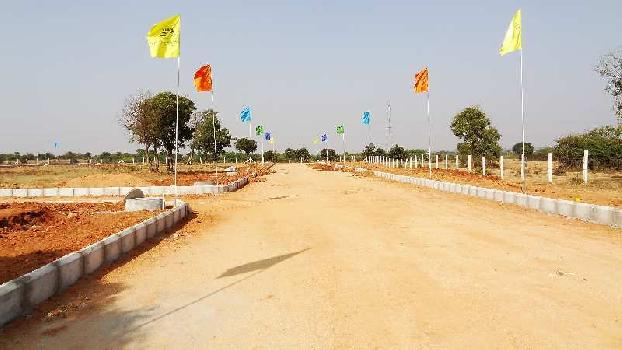 Ready to construct villa plots at Jahangir Peer Dargah