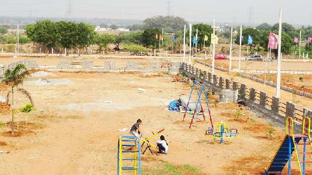 DTCP plots in Kothur municipality