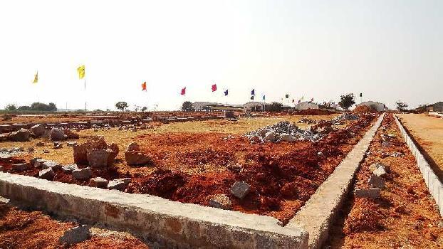 Corner plot in Kothur municipality