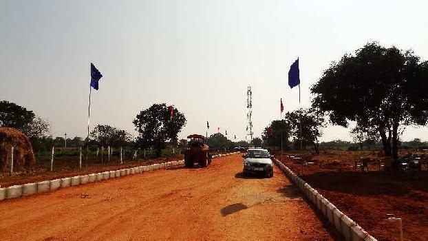 North face plot in Kothur municipality