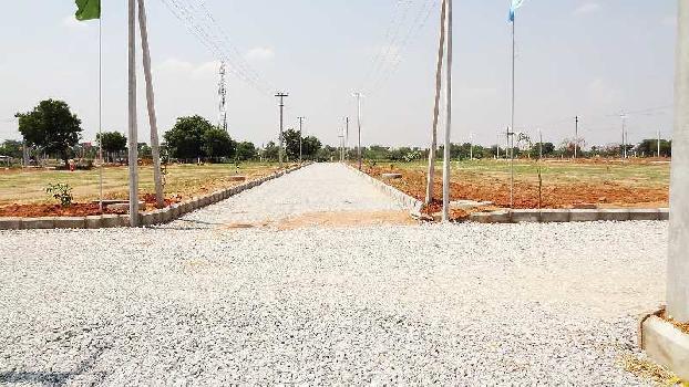 Plots are less hurry up near shamshabad