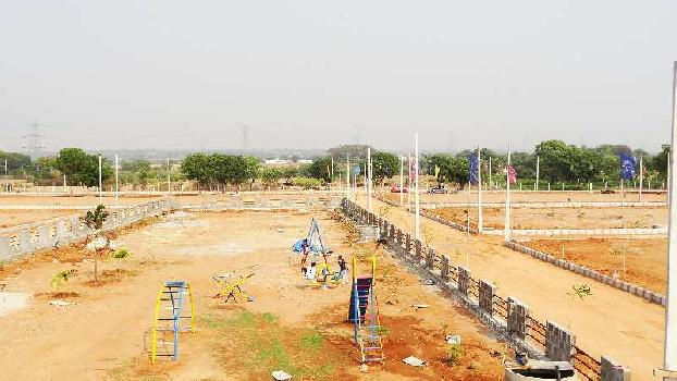 Enjoy the beauty of nature, Kothur gated community plots