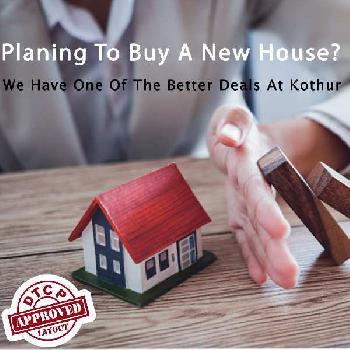 Luxurious plots with serene surroundings at kothur