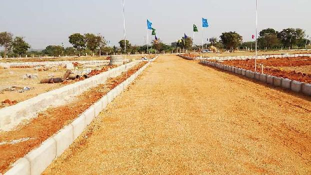 DTCP plots for sale near DLF Hyderabad
