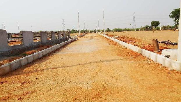 DTCP Kothur plots for sale