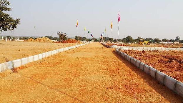 Residential plots near regional ring road