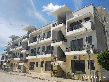 Available Furnished 2 BHK Flats For Sale in Derabassi.