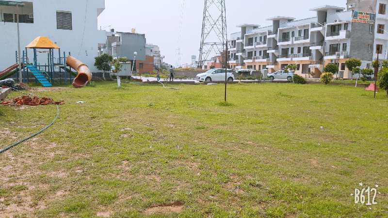 RESIDENTIAL PLOT IN GATED TOWNSHIP AT DERABASSI