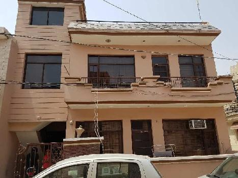 Corner Double Story House Near Panchkula.