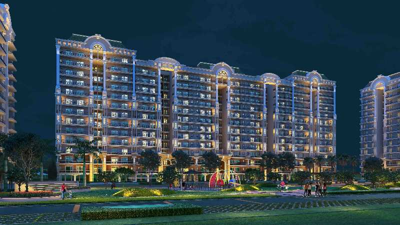 RESIDENTIAL 2/3/4 BHK FLATS AT ZIRAKPUR | STATISTICS & FACTS.