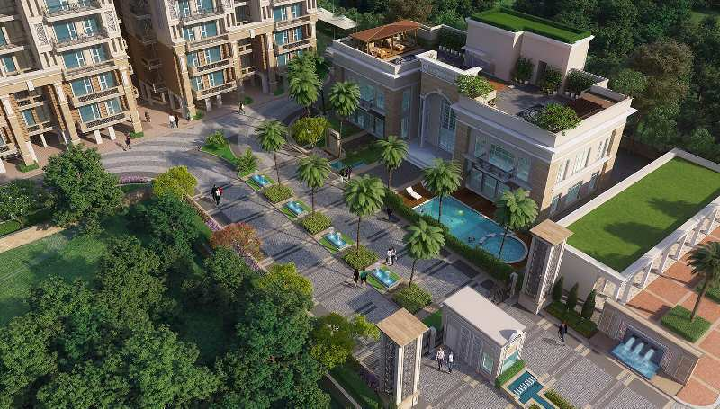 LUXURY 4BHK FLATS FOR SALE IN ZIRAKPUR.