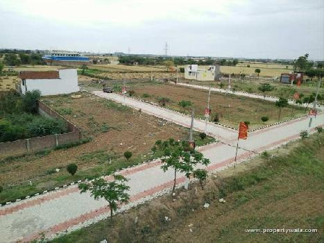FRESH BOOKING OF PLOT NEAR BY AIRPORT, CHANDIGARH.