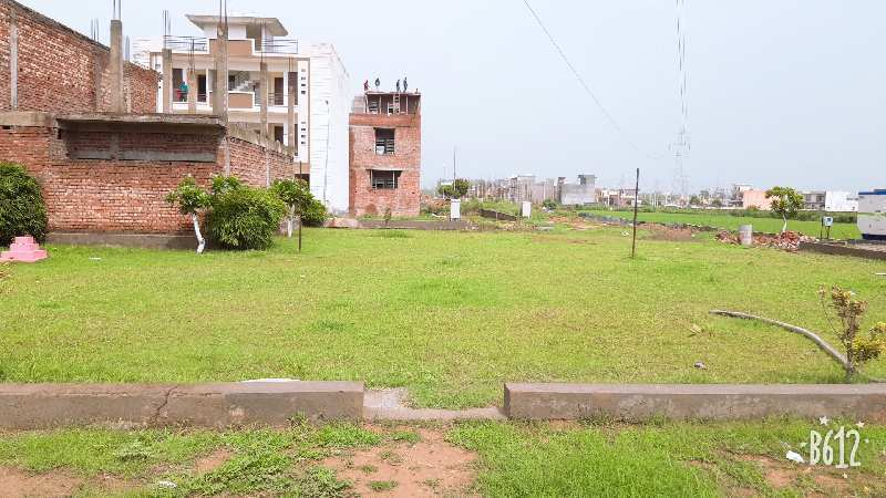 PLOT IN GATED SOCIETY | GREENERY AREA | FOR SALE | AT DERA BASSI.