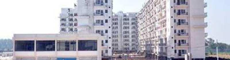 SPACIOUS 4 BHK HIGH RICE FLAT FOR SALE ON VIP ROAD, ZIRAKPUR