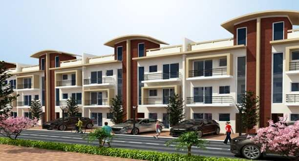 Ground Floor 3 BHK in Rosewood Estate