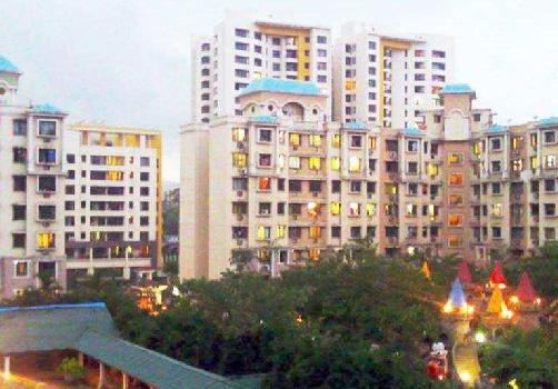 2 BHK Flats & Apartments for Rent in Majiwada, Thane