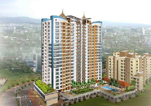 3 BHK Flats & Apartments for Sale in Eastern Express Highway, Thane