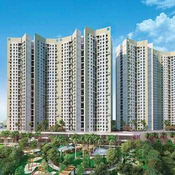 2 BHK Flats & Apartments for Rent in Kopri, Thane