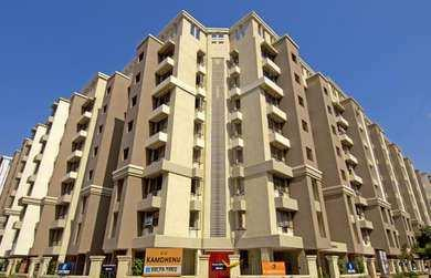 3 BHK Apartment for Rent in Mulund East, Mumbai