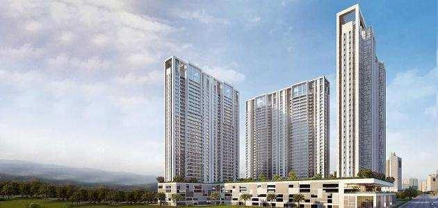 3 BHK Flat For Sale in Manpada, Thane