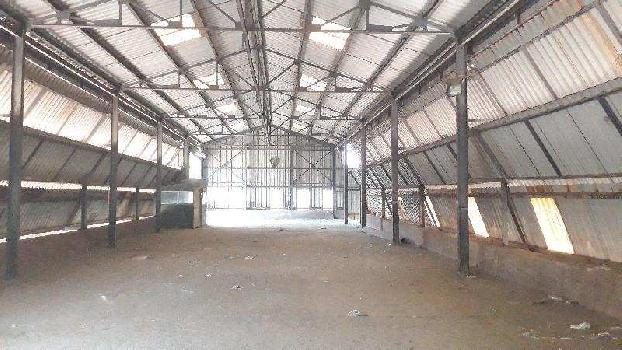 800 Sq. Meter Warehouse/Godown for Rent in Verna