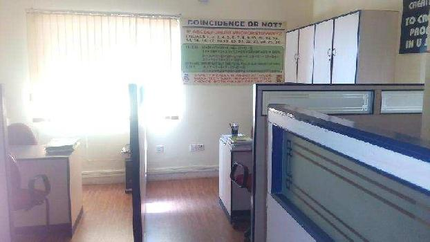 82 Sq. Meter Office Space for Rent in Bambolim