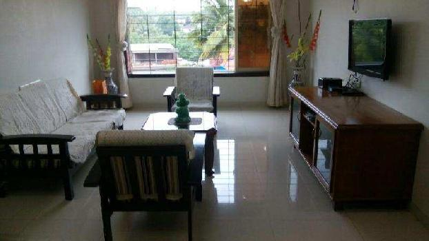 2 BHK Flats & Apartments for Rent in Socorro(Serula), Goa