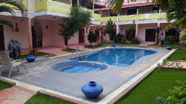 Banquet Hall & Guest House for Rent in Vagator, Goa