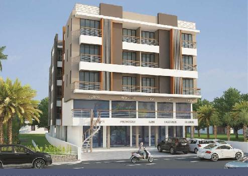 2 BHK Flat in Pardi