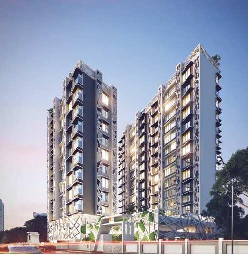 2 BHK Flats & Apartments for Sale in Santacruz, Mumbai