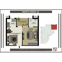 1 BHK in Amayra Greens2
